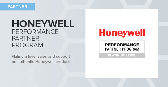 Honeywell Performance Partner - Platinum Level